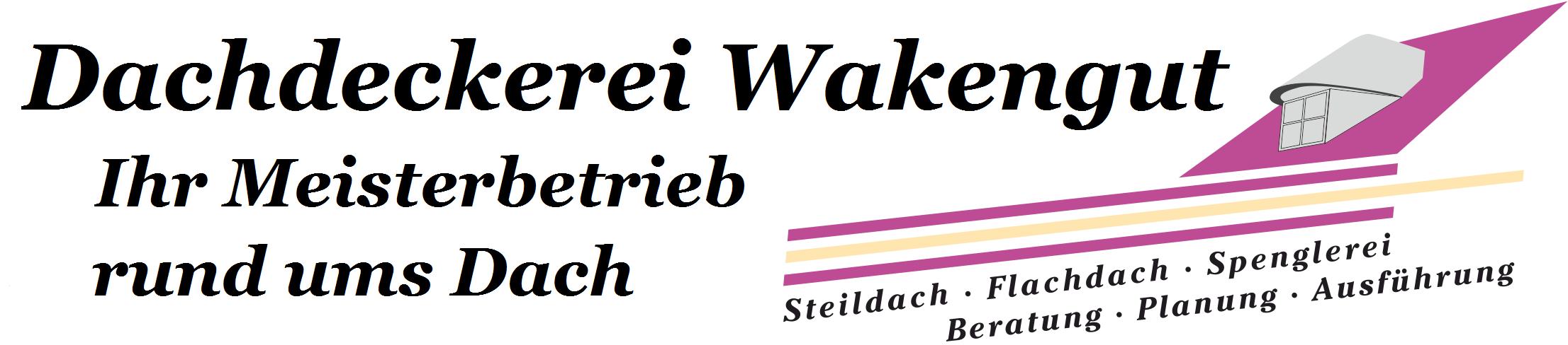 Dachdeckerei Wakengut.de Logo
